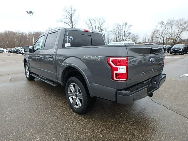 2018 F-150 Crew Cab 4x4, Pickup #FJ1580 - photo 2