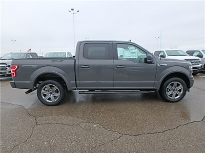 2018 F-150 Crew Cab 4x4, Pickup #FJ1580 - photo 4