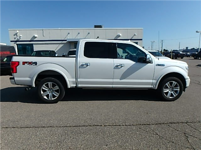 2018 F-150 Crew Cab 4x4, Pickup #FJ1663 - photo 4