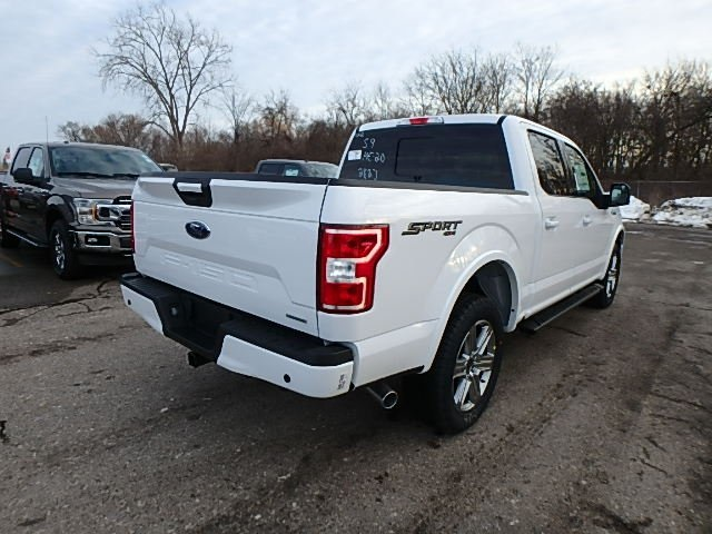 2018 F-150 Crew Cab 4x4, Pickup #FJ1689 - photo 5