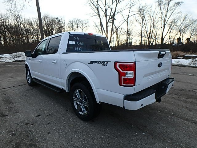 2018 F-150 Crew Cab 4x4, Pickup #FJ1689 - photo 2