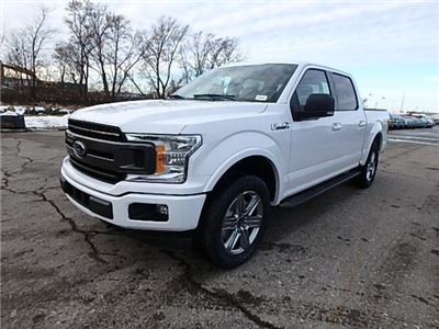 2018 F-150 Crew Cab 4x4, Pickup #FJ1689 - photo 1