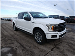 2018 F-150 Crew Cab 4x4, Pickup #FJ1689 - photo 3