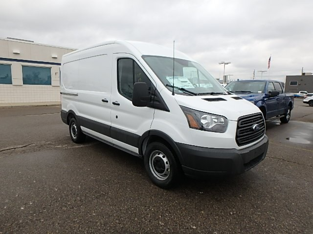 2018 Transit 150 Med Roof, Cargo Van #FJ2104 - photo 3