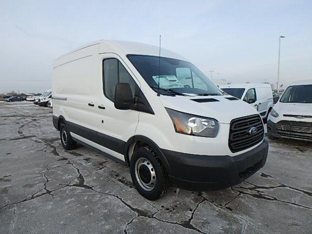 2018 Transit 150 Med Roof, Cargo Van #FJ2112 - photo 4