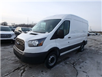 2018 Transit 150 Med Roof, Cargo Van #FJ2112 - photo 1