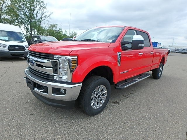2018 F-350 Crew Cab 4x4,  Pickup #FJ2381 - photo 1