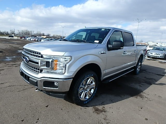 2018 F-150 SuperCrew Cab 4x4, Pickup #FJ2654 - photo 1