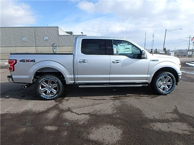 2018 F-150 SuperCrew Cab 4x4, Pickup #FJ2654 - photo 4