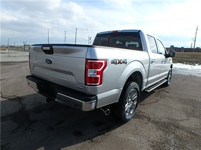 2018 F-150 SuperCrew Cab 4x4, Pickup #FJ2654 - photo 5