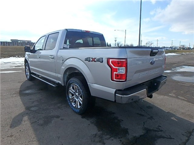 2018 F-150 SuperCrew Cab 4x4, Pickup #FJ2654 - photo 2