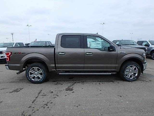 2018 F-150 SuperCrew Cab 4x4, Pickup #FJ2715 - photo 4