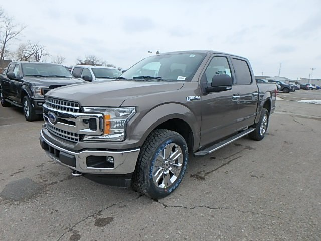 2018 F-150 SuperCrew Cab 4x4, Pickup #FJ2715 - photo 1