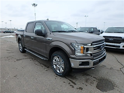 2018 F-150 SuperCrew Cab 4x4, Pickup #FJ2715 - photo 3