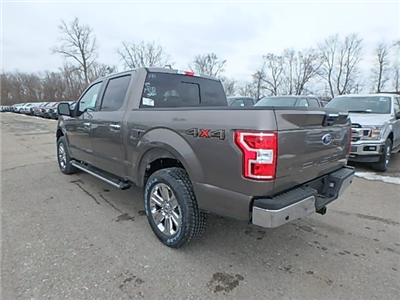 2018 F-150 SuperCrew Cab 4x4, Pickup #FJ2715 - photo 2