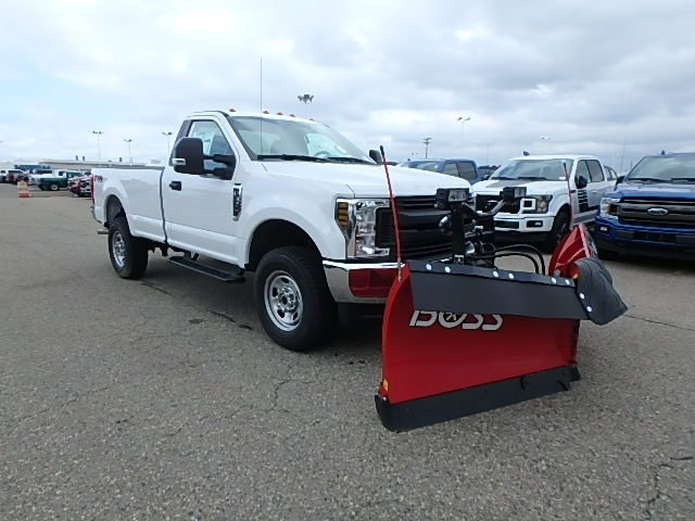 2018 F-350 Regular Cab 4x4,  Pickup #FJ2941 - photo 3