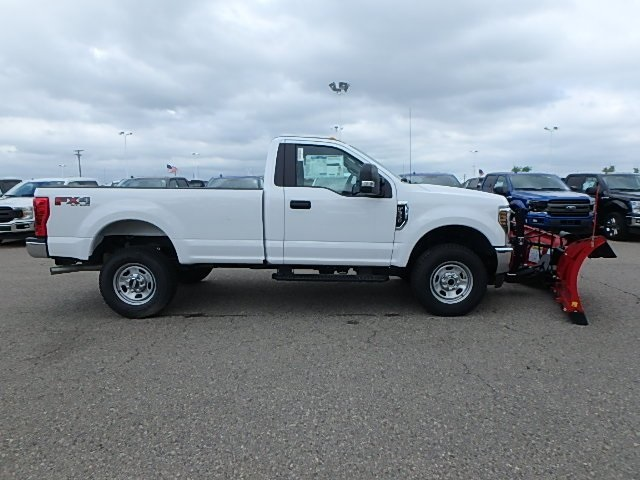 2018 F-350 Regular Cab 4x4,  Pickup #FJ2941 - photo 4