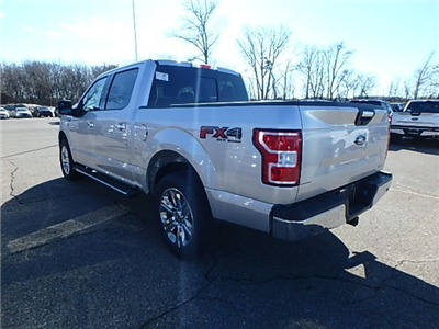 2018 F-150 SuperCrew Cab 4x4, Pickup #FJ3170 - photo 2
