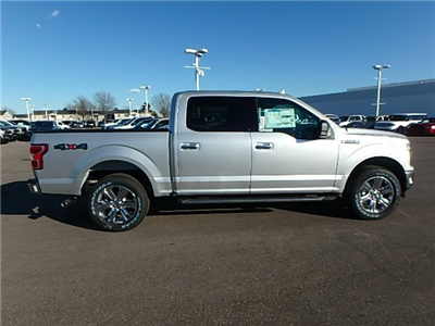 2018 F-150 SuperCrew Cab 4x4,  Pickup #FJ3219 - photo 4