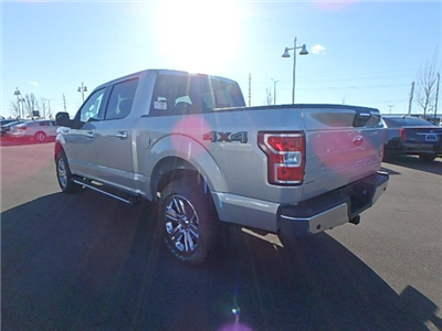 2018 F-150 SuperCrew Cab 4x4,  Pickup #FJ3219 - photo 2