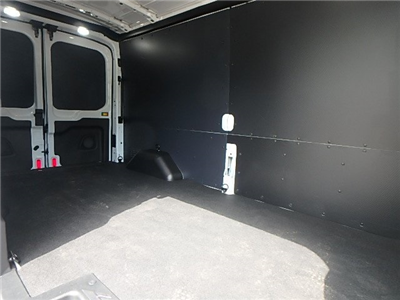 2018 Transit 250 Med Roof 4x2,  Empty Cargo Van #FJ3678 - photo 8