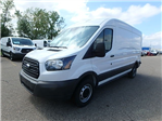 2018 Transit 250 Med Roof 4x2,  Empty Cargo Van #FJ3678 - photo 1