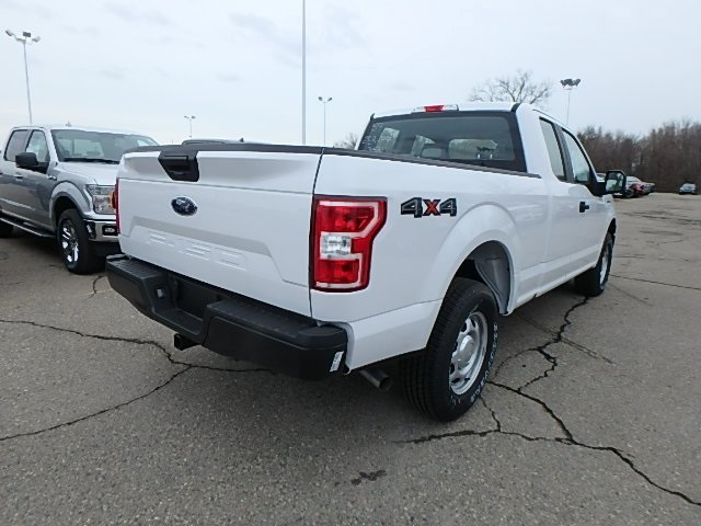 2018 F-150 Super Cab 4x4, Pickup #FJ3905 - photo 5