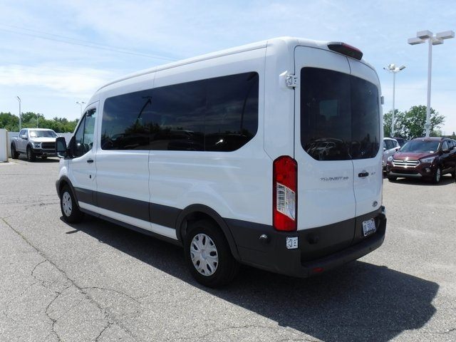 2018 Transit 350 Med Roof 4x2,  Passenger Wagon #FJ4766 - photo 2