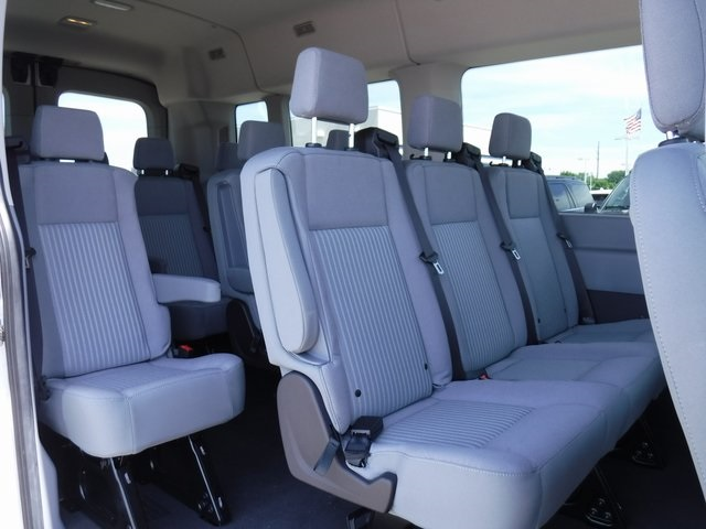2018 Transit 350 Med Roof 4x2,  Passenger Wagon #FJ4766 - photo 8