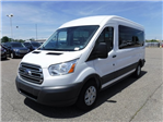 2018 Transit 350 Med Roof 4x2,  Passenger Wagon #FJ4766 - photo 1