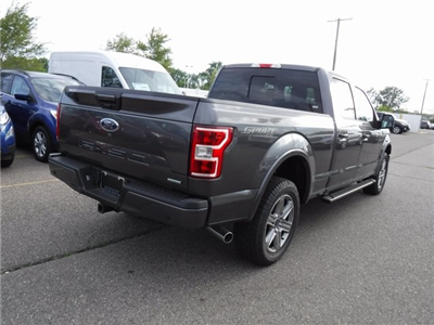 2018 F-150 SuperCrew Cab 4x4,  Pickup #FJ5045 - photo 5
