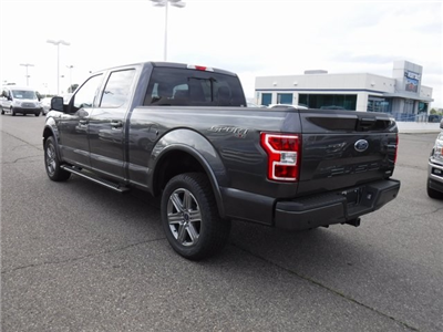 2018 F-150 SuperCrew Cab 4x4,  Pickup #FJ5045 - photo 2