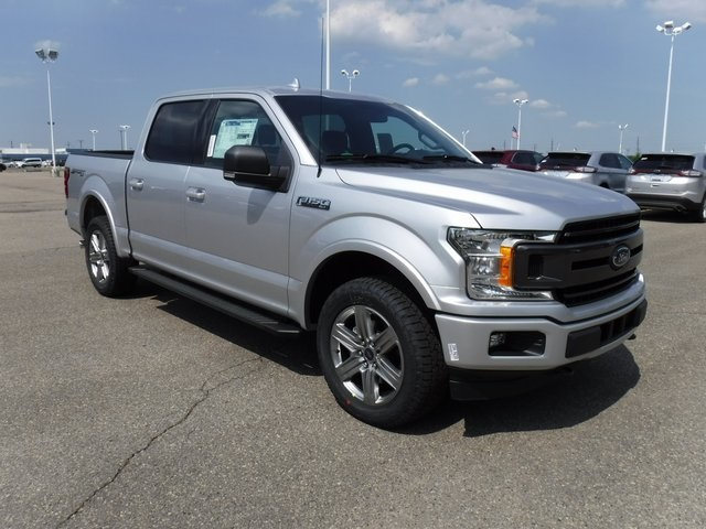 2018 F-150 SuperCrew Cab 4x4,  Pickup #FJ5237 - photo 3