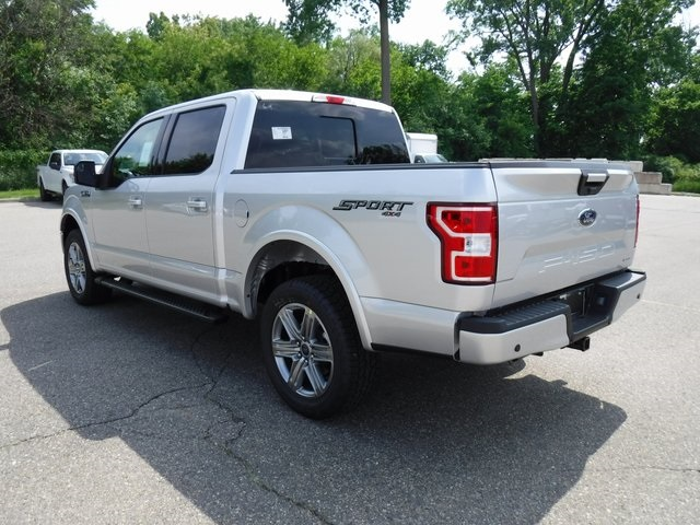 2018 F-150 SuperCrew Cab 4x4,  Pickup #FJ5237 - photo 2