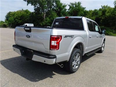 2018 F-150 SuperCrew Cab 4x4,  Pickup #FJ5237 - photo 5