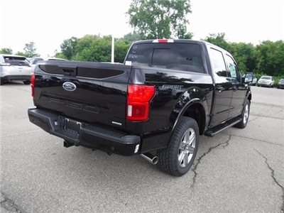 2018 F-150 SuperCrew Cab 4x4,  Pickup #FJ5301 - photo 5