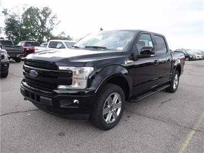 2018 F-150 SuperCrew Cab 4x4,  Pickup #FJ5301 - photo 1