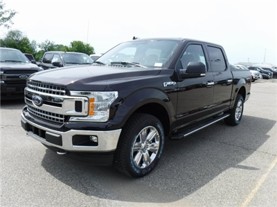 2018 F-150 SuperCrew Cab 4x4,  Pickup #FJ5368 - photo 1