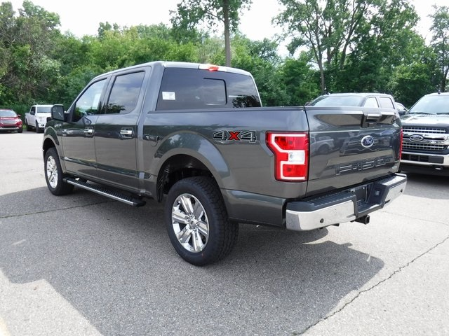 2018 F-150 SuperCrew Cab 4x4,  Pickup #FJ5416 - photo 2