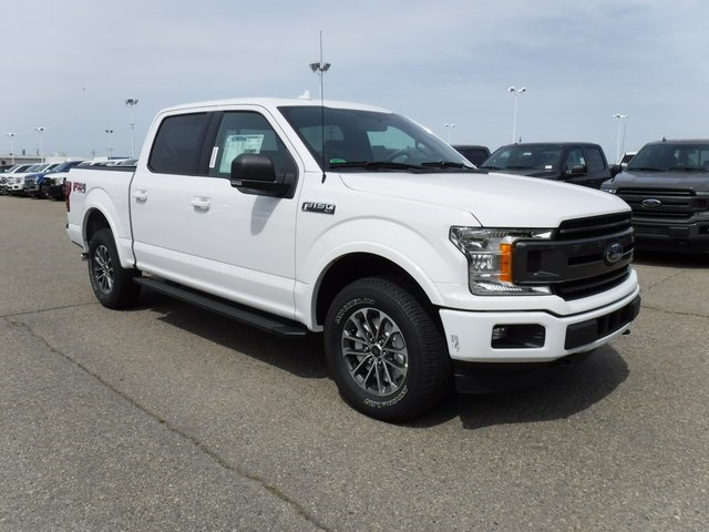2018 F-150 SuperCrew Cab 4x4,  Pickup #FJ5444 - photo 3