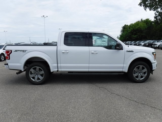 2018 F-150 SuperCrew Cab 4x4,  Pickup #FJ5535 - photo 4