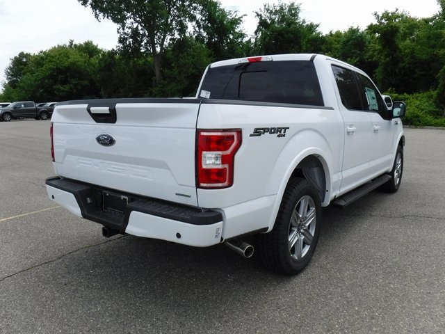 2018 F-150 SuperCrew Cab 4x4,  Pickup #FJ5535 - photo 5
