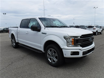 2018 F-150 SuperCrew Cab 4x4,  Pickup #FJ5535 - photo 3