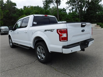 2018 F-150 SuperCrew Cab 4x4,  Pickup #FJ5535 - photo 2