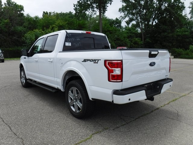2018 F-150 SuperCrew Cab 4x4,  Pickup #FJ5537 - photo 2