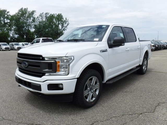 2018 F-150 SuperCrew Cab 4x4,  Pickup #FJ5537 - photo 1