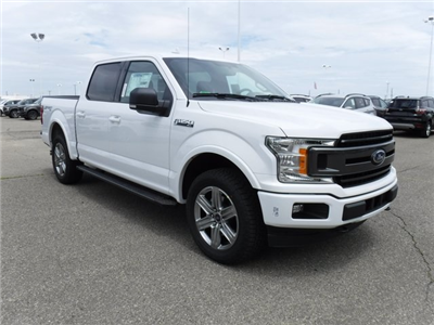 2018 F-150 SuperCrew Cab 4x4,  Pickup #FJ5537 - photo 3