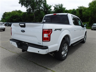 2018 F-150 SuperCrew Cab 4x4,  Pickup #FJ5537 - photo 5