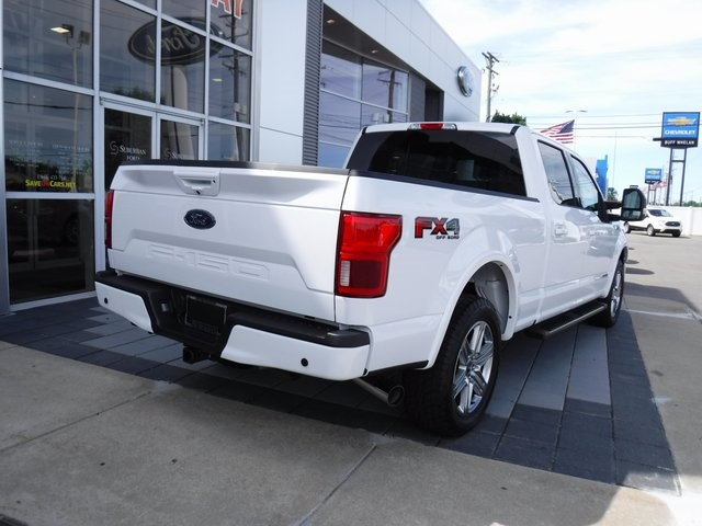 2018 F-150 SuperCrew Cab 4x4,  Pickup #FJ5544 - photo 5