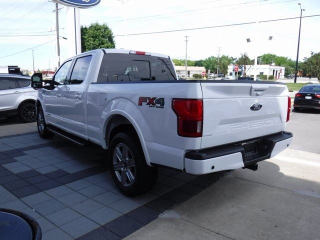 2018 F-150 SuperCrew Cab 4x4,  Pickup #FJ5544 - photo 2